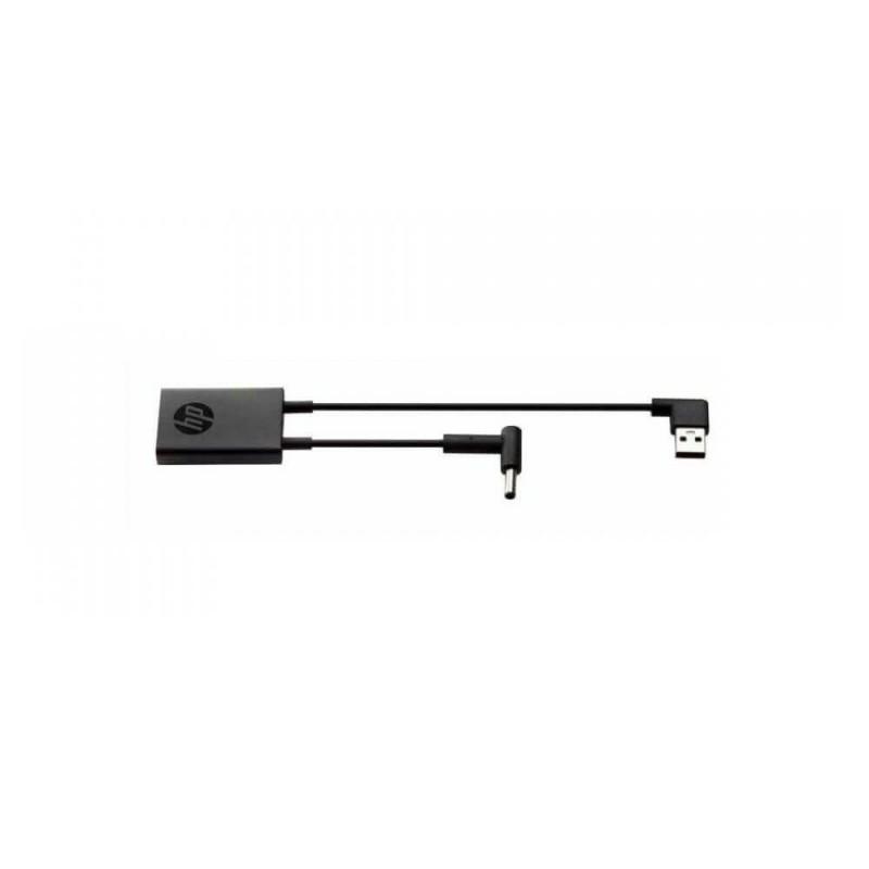 Adaptor HP Dock USB Type C la Mufa incarcare 4.5mm + USB, L01515-001