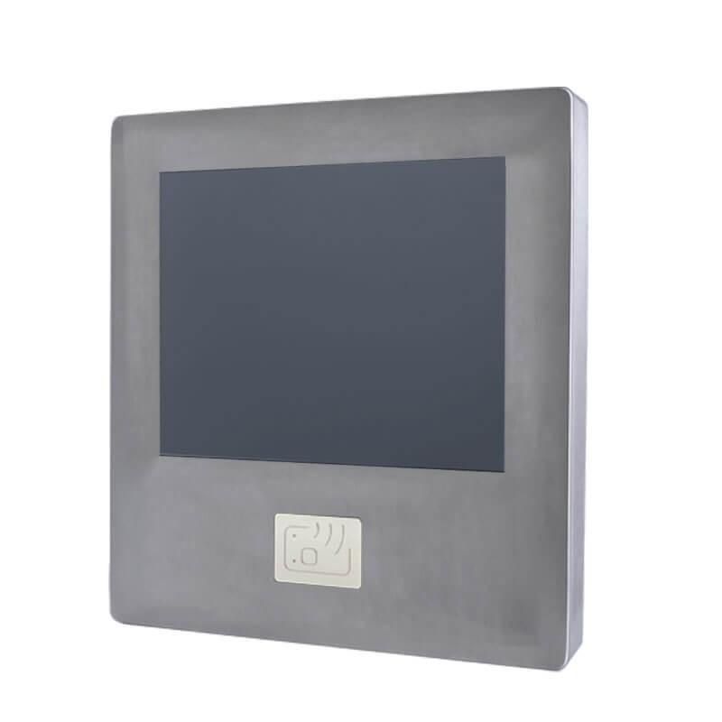 All-in-One Touchscreen SH 19 inci Hematec VADR+, Intel Atom D525, 60GB SSD