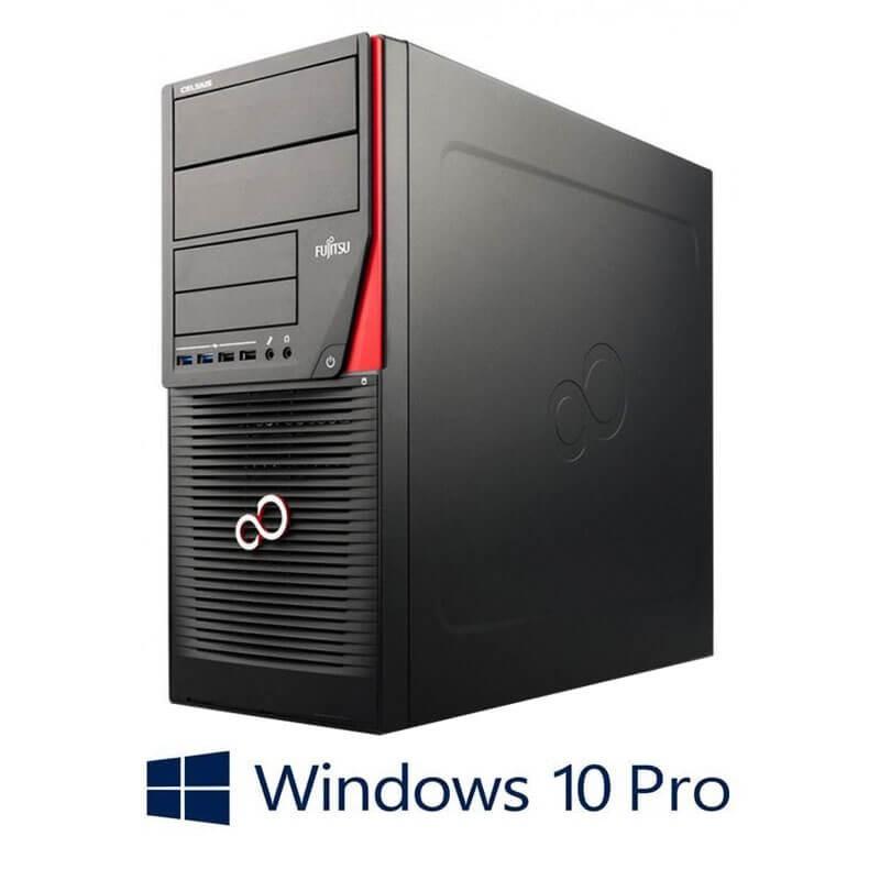 Workstation Fujitsu CELSIUS W530, i7-4790K, SSD, Quadro K4000, Win 10 Pro