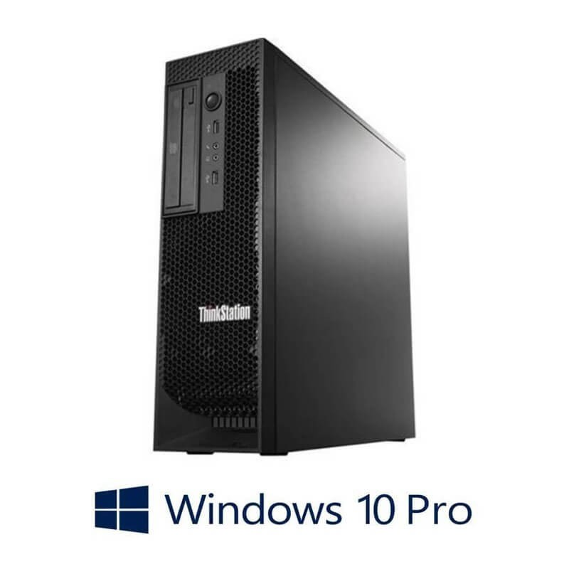 Workstation Lenovo ThinkStation C30, 2 x E5-2670, Quadro 2000, Win 10 Pro