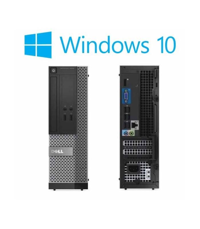 Calculatoare Dell OptiPlex 9020 USFF, i5-4590S, Win 10 Home
