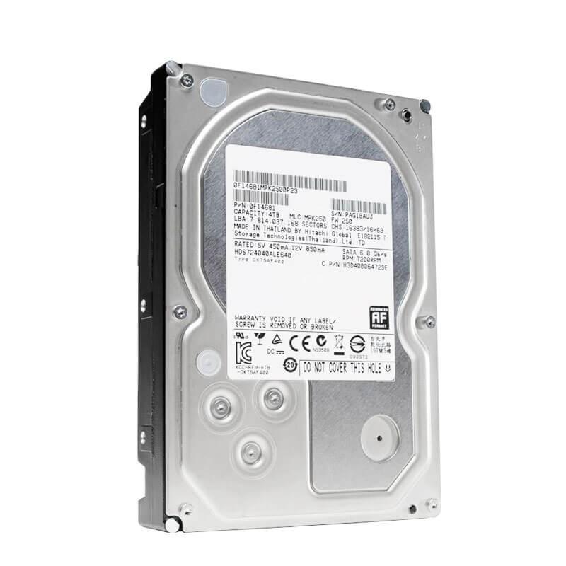 Hard Disk HGST Deskstar HDS724040ALE640, 4TB SATA3 6Gb/s, 7.2K RPM, 64Mb Cache