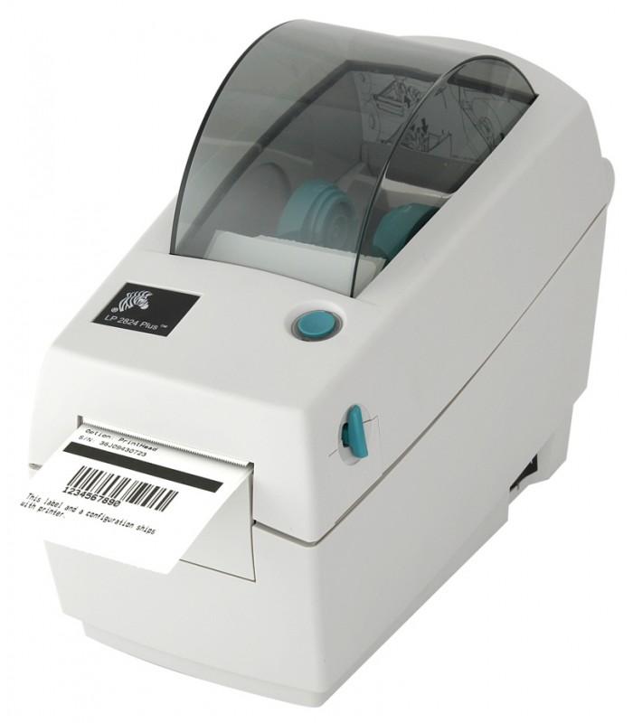 Imprimanta second hand etichete Zebra LP 2824