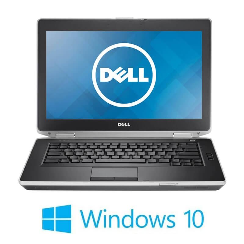 Laptop Dell Latitude E6430, Intel i5-3340M, 256GB SSD, 14 inci, Webcam, Win 10 Home
