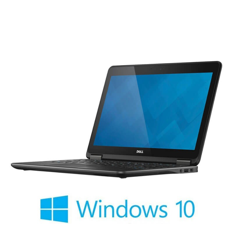 Laptop Dell Latitude E7240, i5-4300U, Win 10 Home