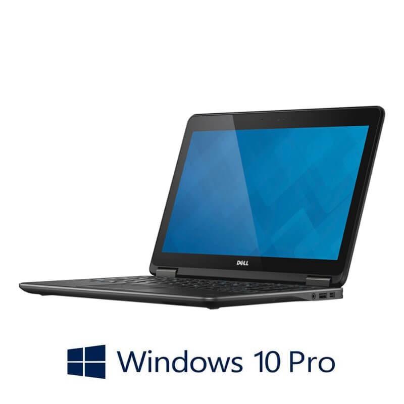 Laptop Dell Latitude E7240, i5-4300U, Win 10 Pro