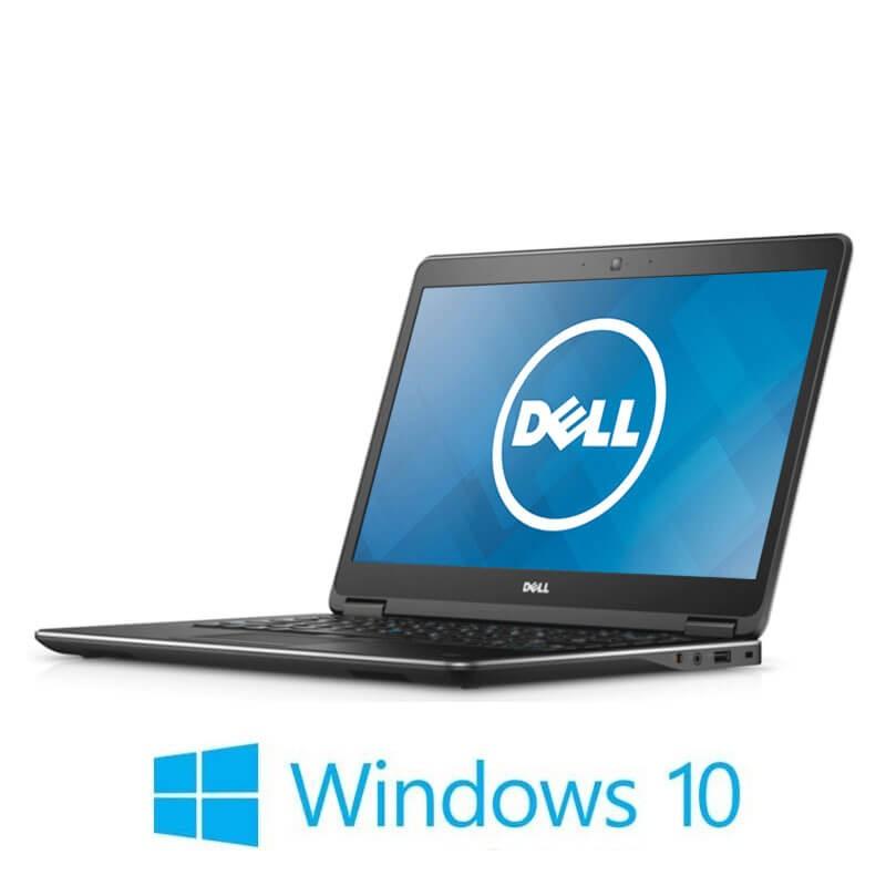 Laptop Dell Latitude E7440 , i7-4600U, 256GB SSD, Win 10 Home