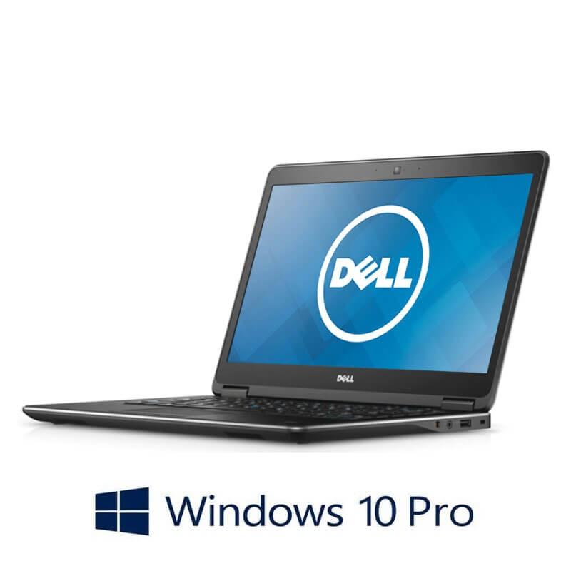 Laptop Dell Latitude E7440 , i7-4600U, 256GB SSD, Win 10 Pro