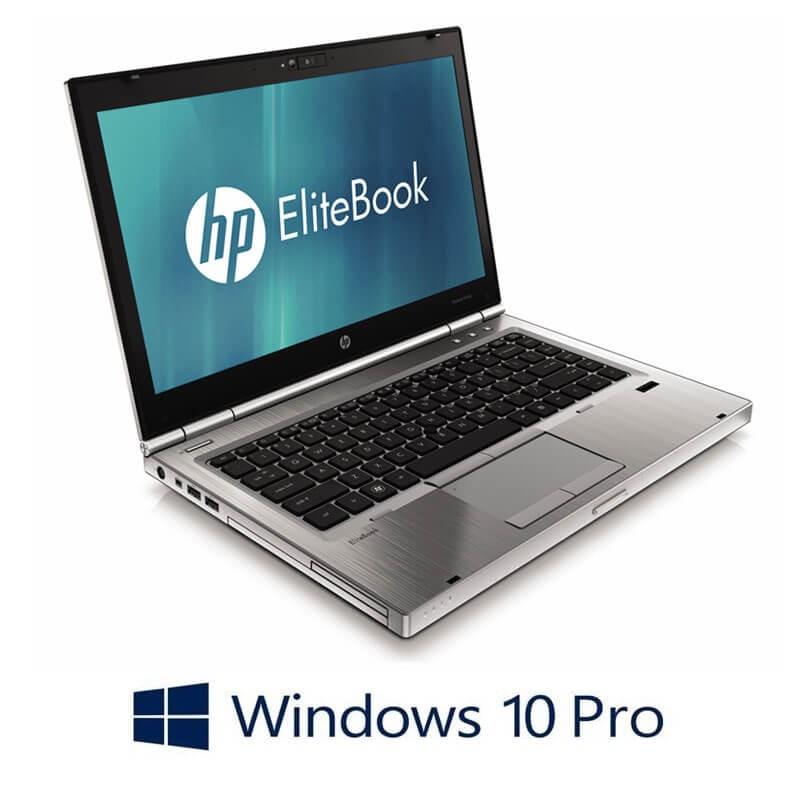 Laptop HP EliteBook 8460p, i5-2520M, Windows 10 Pro