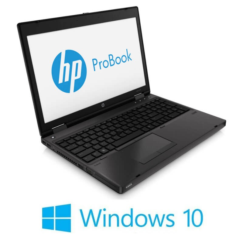 Laptop HP ProBook 6570b, i3-3120M, Win 10 Home