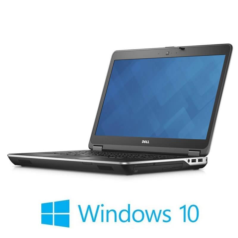 Laptopuri Dell Latitude E6440, i7-4600M, 256GB SSD, Webcam, Win 10 Home