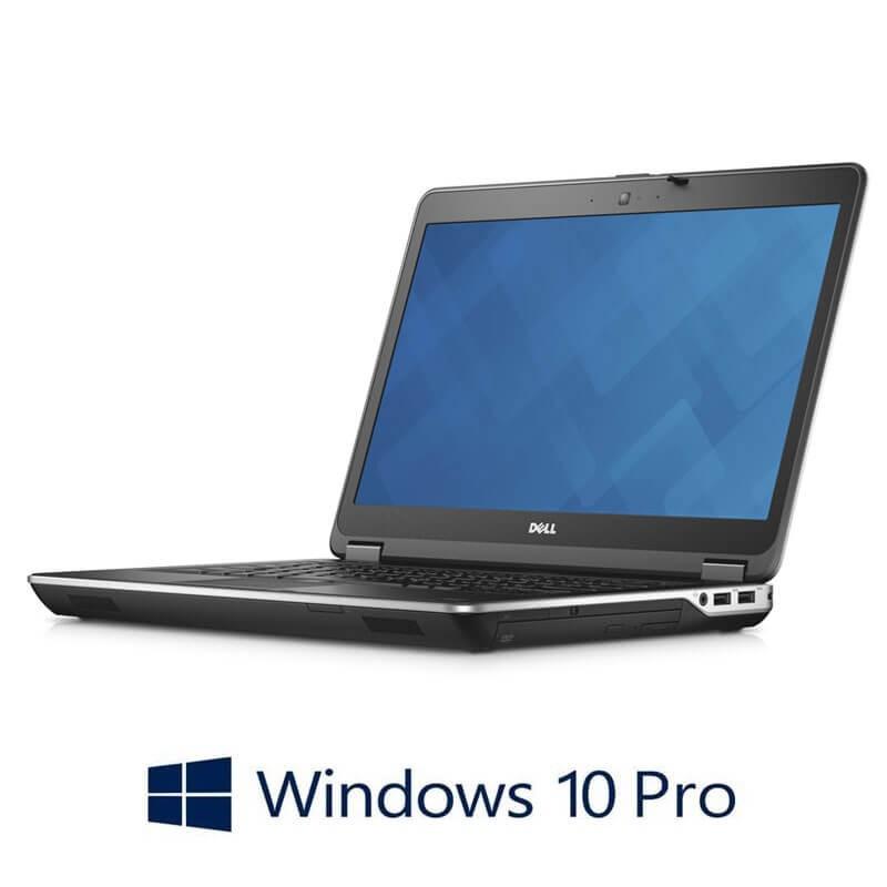 Laptopuri Dell Latitude E6440, i7-4600M, 256GB SSD, Webcam, Win 10 Pro