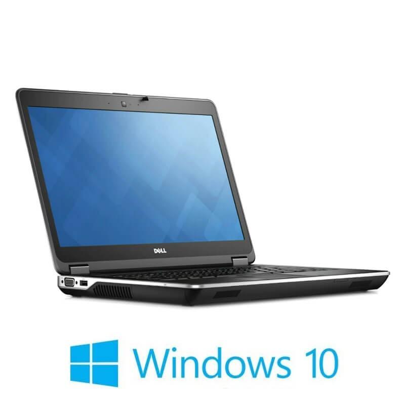 Laptopuri Dell Latitude E6440, i7-4610M, 250GB SSD, Full HD, Win 10 Home