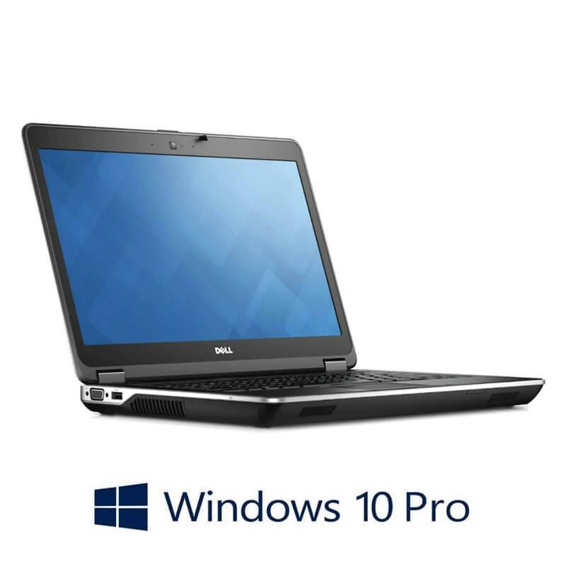 Laptopuri Dell Latitude E6440, i7-4610M, 250GB SSD, Full HD, Win 10 Pro