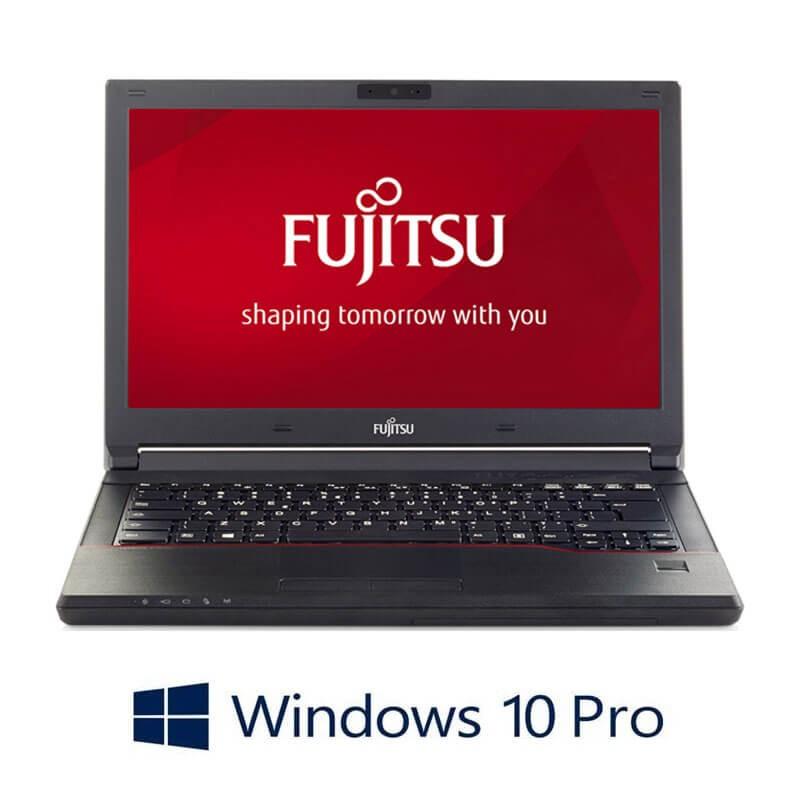 Laptopuri Fujitsu LIFEBOOK E546, i3-6006U, SSD, Webcam, Win 10 Pro