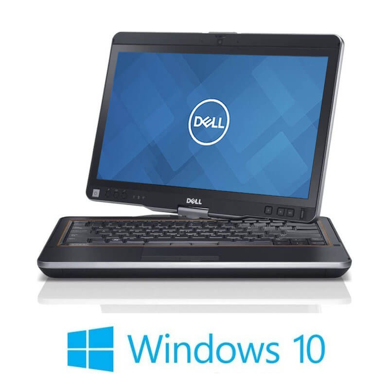 Laptop TouchScreen Dell Latitude XT3, i5-2520M, 128GB SSD, Webcam, Win 10 Home