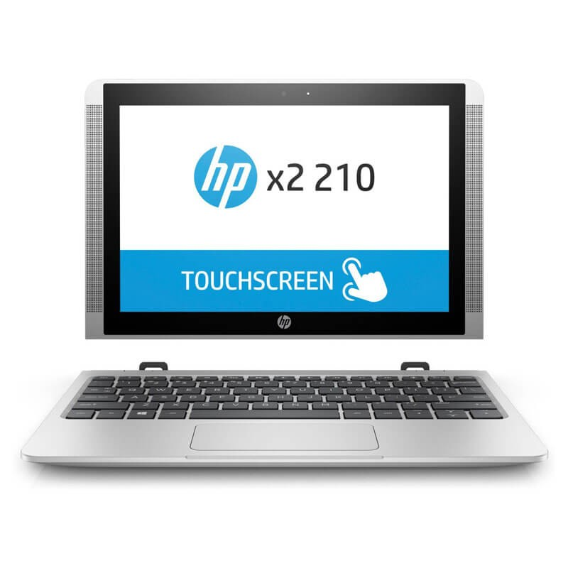 Laptopuri 2 in 1 Touchscreen SH HP x2 210 G2, Quad Core x5-Z8350, 10.1 inch