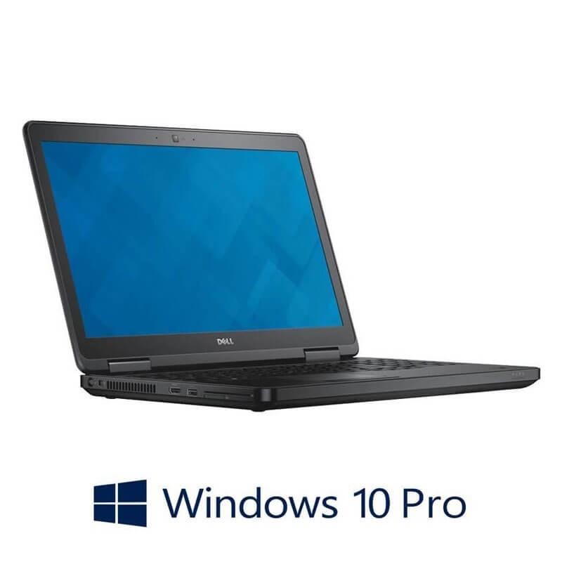 Laptopuri Dell Latitude E5440, Intel i7-4600U, 240GB SSD, 14 inci, Webcam, Win 10 Pro