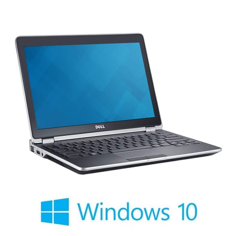 Laptopuri Dell Latitude E6230, i5-3380M, 128GB SSD mSATA, Webcam, Win 10 Home