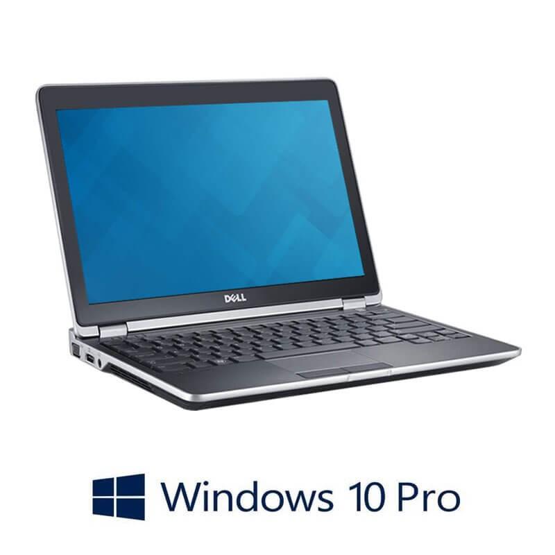 Laptopuri Dell Latitude E6230, i5-3380M, 128GB SSD mSATA, Webcam, Win 10 Pro