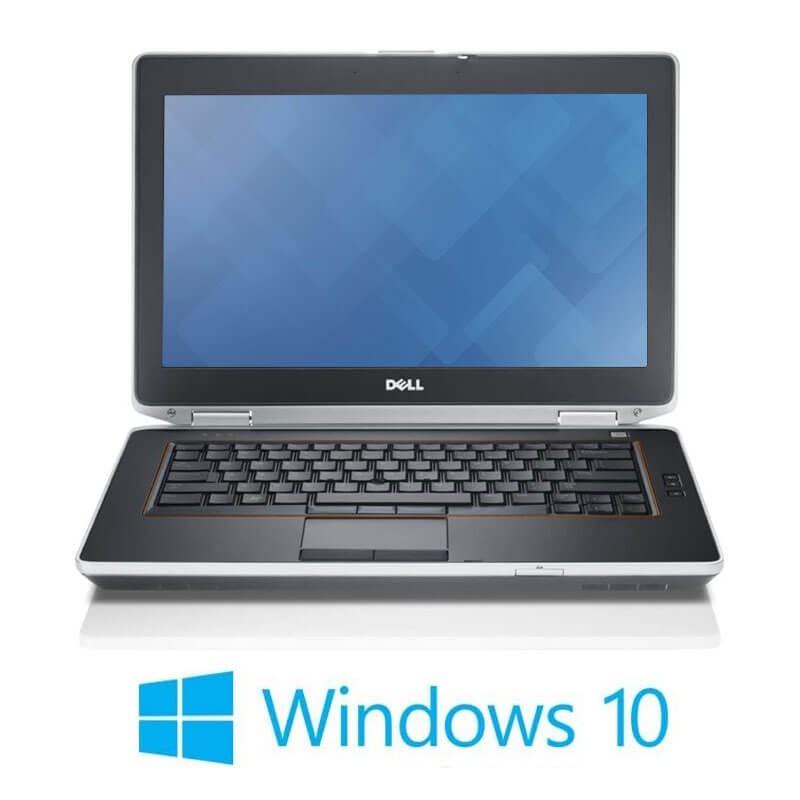 Laptopuri Dell Latitude E6420, Intel i3-2330M, 8GB RAM, 240GB SSD NOU, Win 10 Home