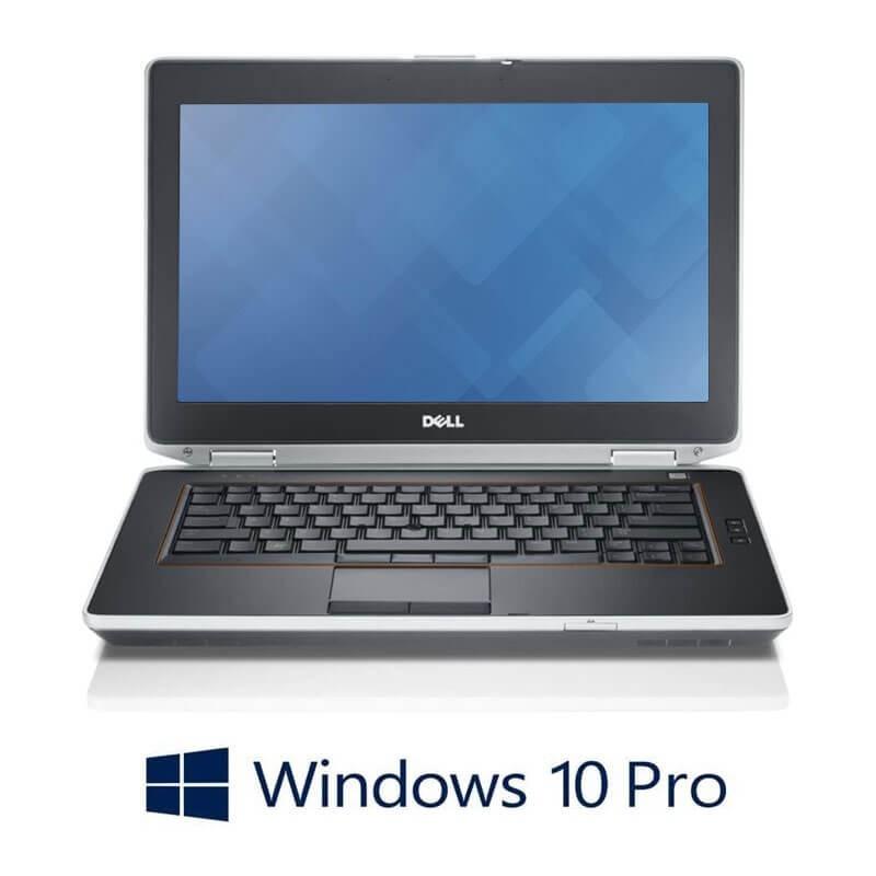 Laptopuri Dell Latitude E6420, Intel i3-2330M, 8GB RAM, 240GB SSD NOU, Win 10 Pro