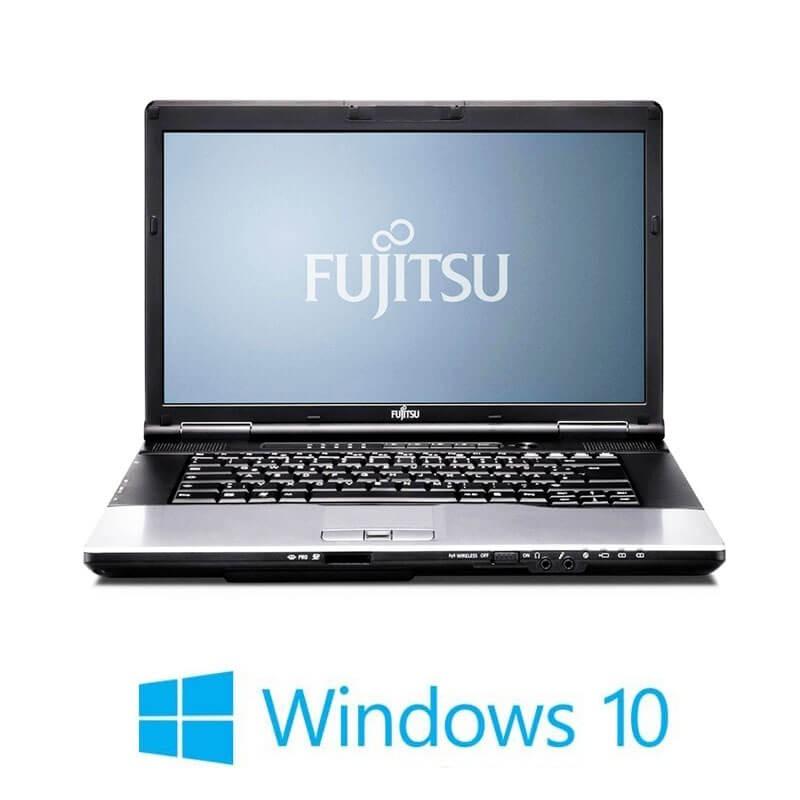 Laptopuri Fujitsu LIFEBOOK E752, Intel i3-3110M, 15.6 inci, Webcam, Win 10 Home