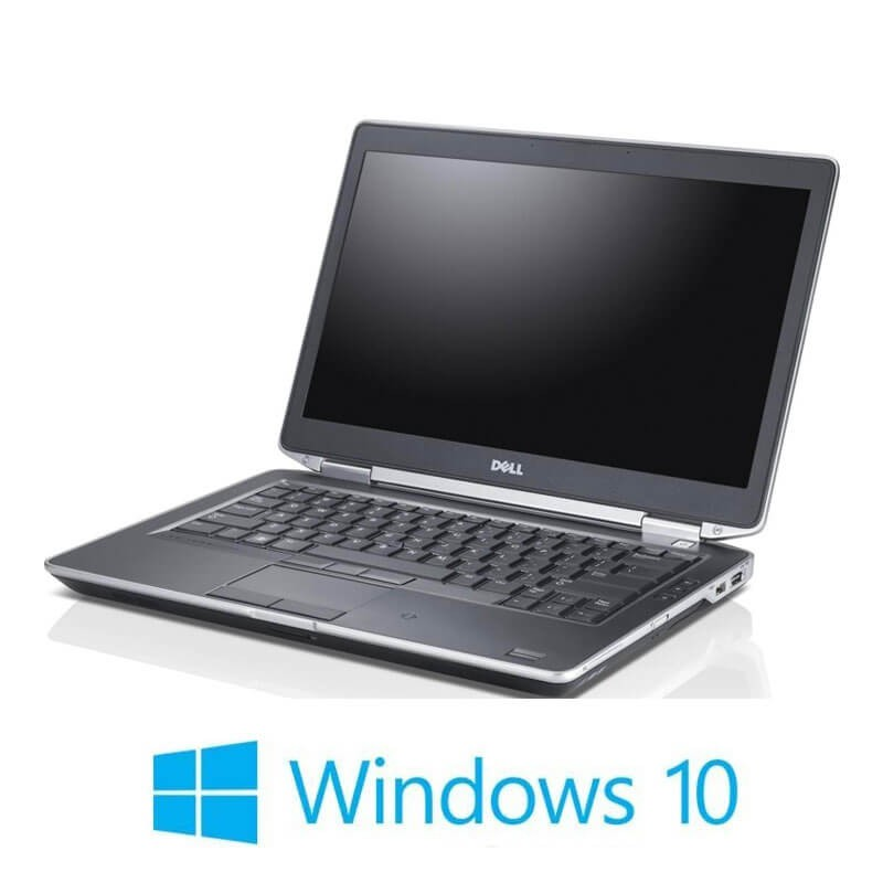 Laptopuri Refurbished Dell Latitude E6420, Intel Core i3-2330M, Windows 10 Home