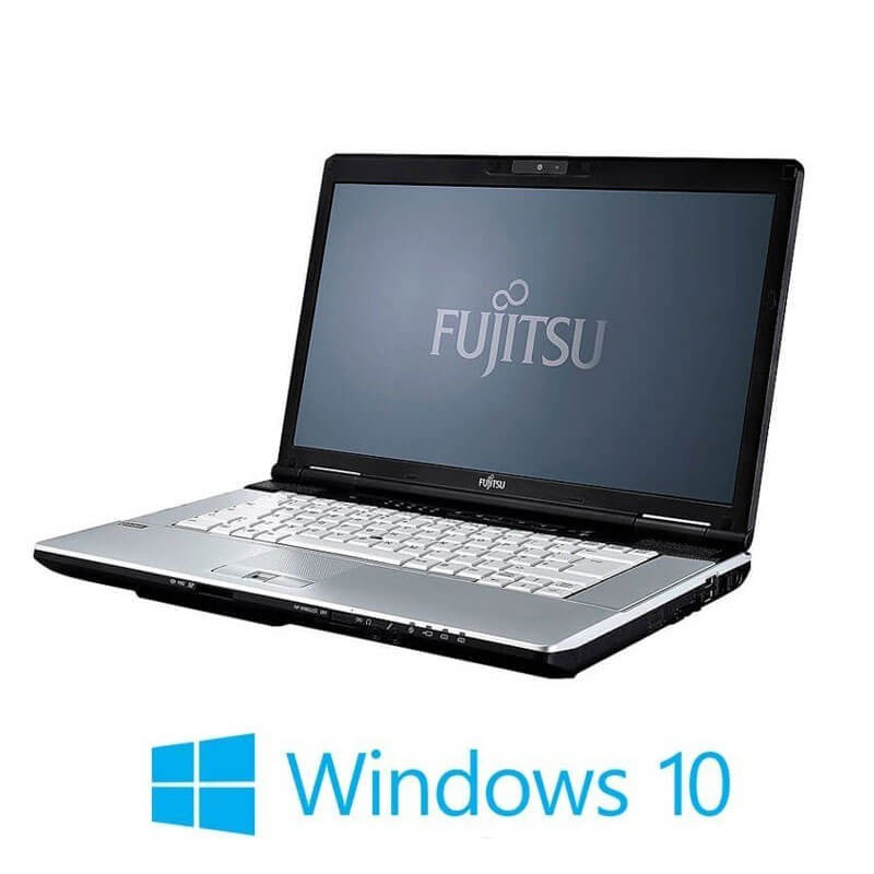 Laptopuri Refurbished Fujitsu LIFEBOOK S751, Core i3-2350M, Webcam, Win 10 Home