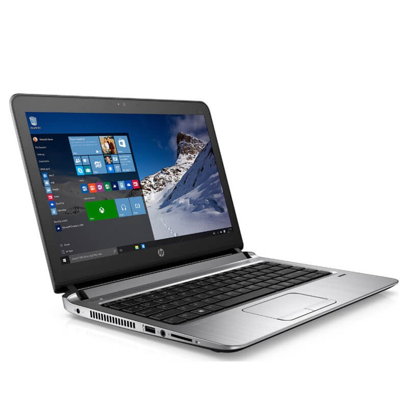 Laptopuri SH HP ProBook 430 G3, i5-6200U, 128GB SSD