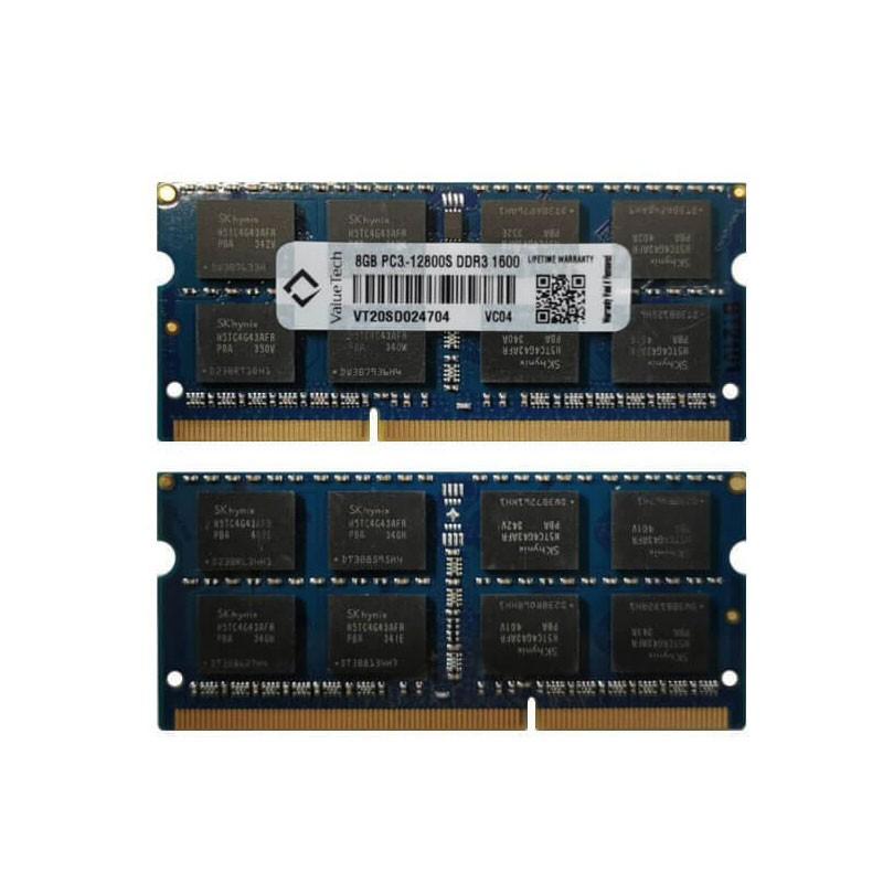 Memorie Laptop NOI ValueTech 8GB DDR3-1600 PC3-12800