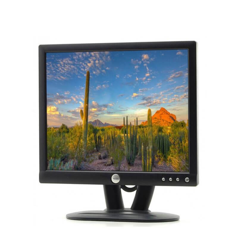 Monitor LCD Dell E173FP, 17 inci, 1280 x 1024p
