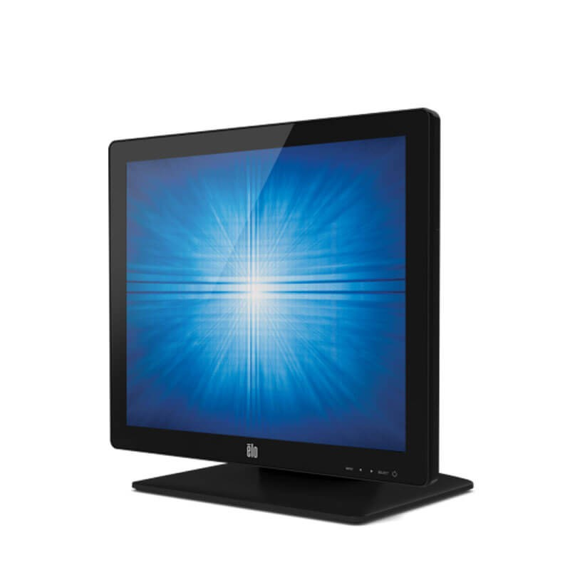 Monitor Touchscreen Second Hand ELO ET1717L, USB, Serial, Grad A-, 17 inci