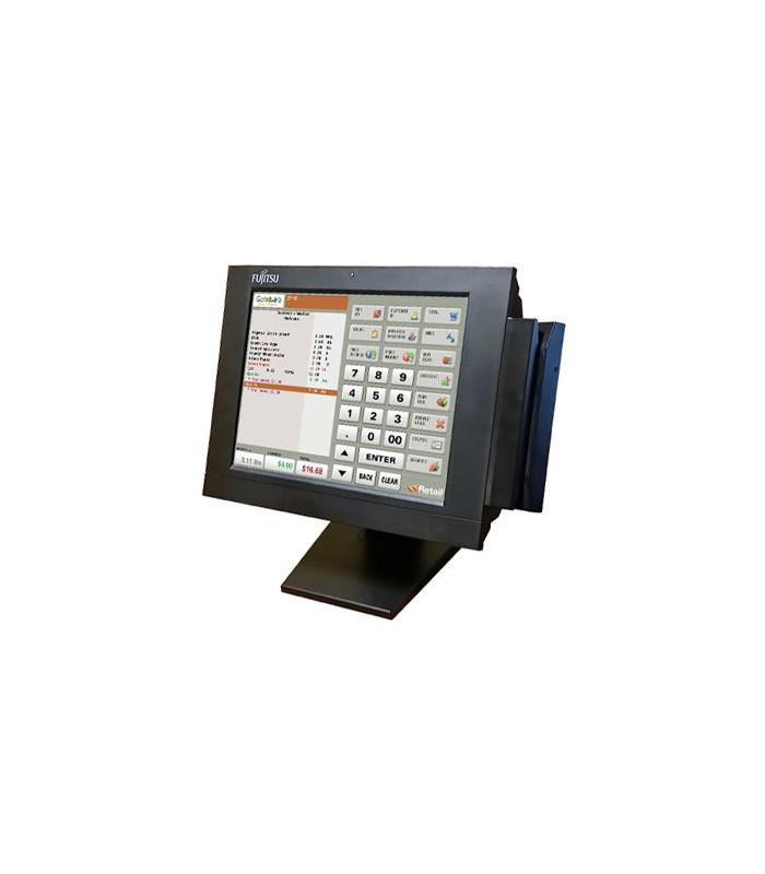 Monitor touchscreen USB sh 15 inch PREH MCI cu Mcr inclus