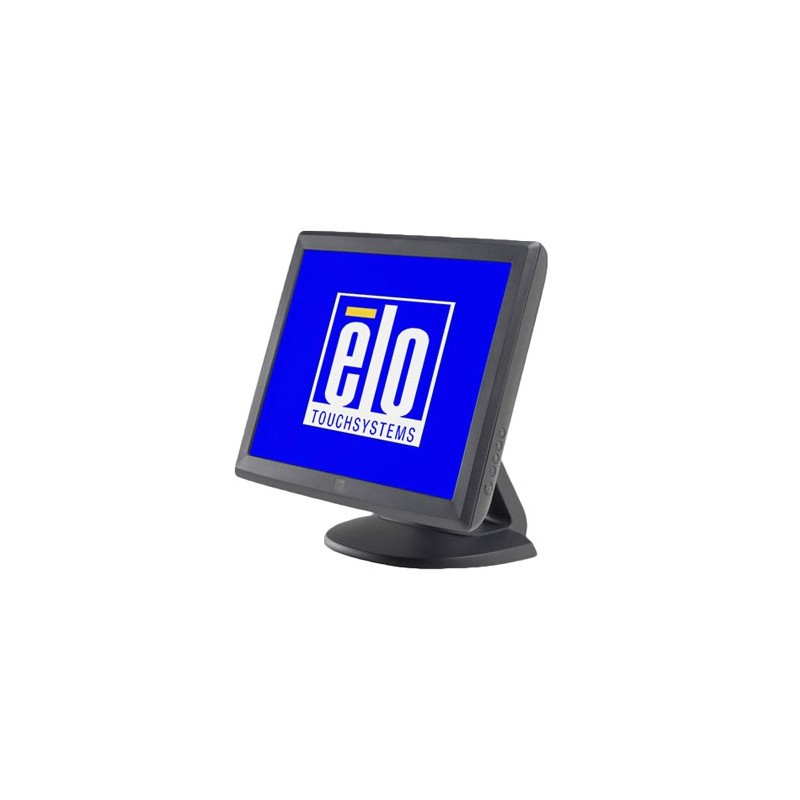 Monitor Touchscreen USB si Serial Second Hand Elo 1515L, Grad A-