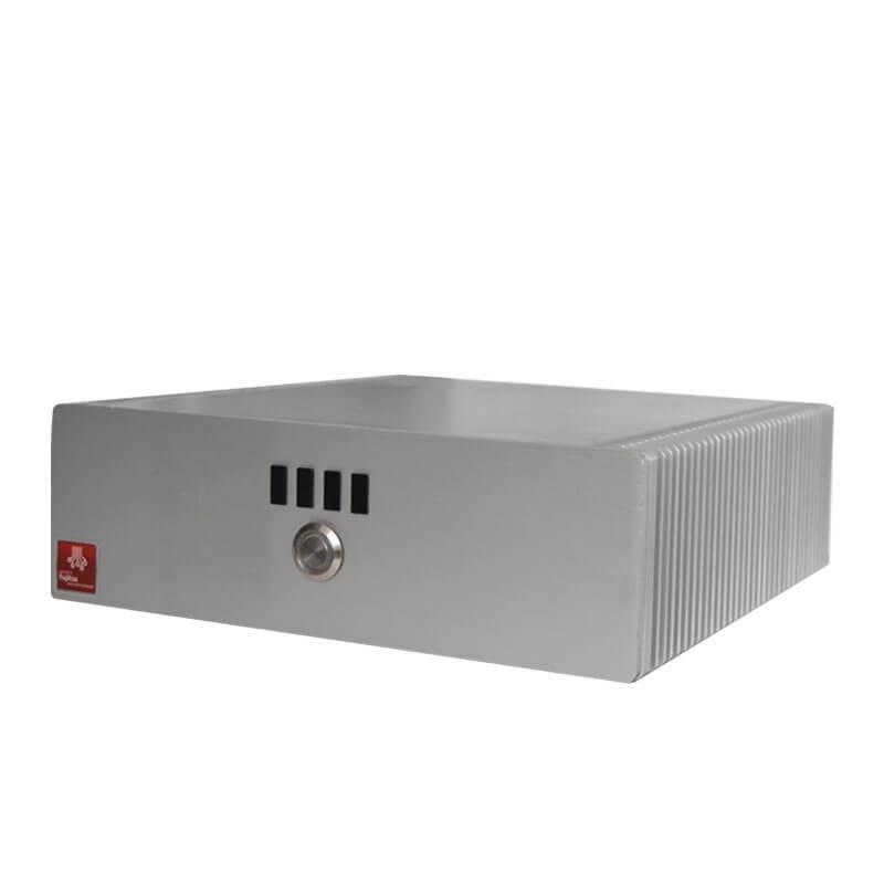 PC Industrial SH D3003-S2, AMD Dual Core G-T56N, 120GB SSD NOU, 2 x Rj-45, 2 x Serial