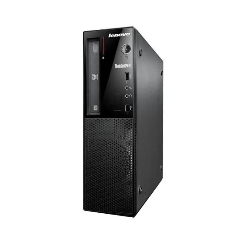 PC Second Hand Lenovo ThinkCentre E73 SFF, Quad Core i5-4460s