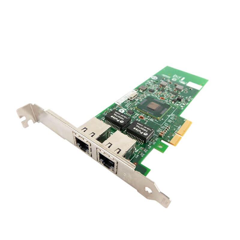 Placi de Retea Server Refurbished Dell 1P8D1 Intel Dual Port 10/100/1000Mbps