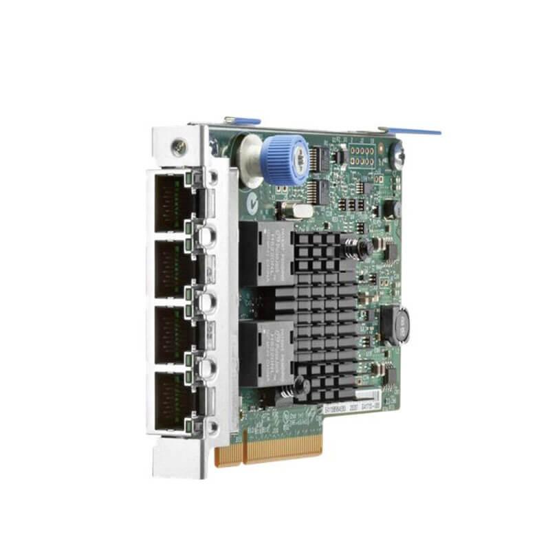 Placi de Retea Server Refurbished HP 669280-001 Quad Port 10/100/1000Mbps