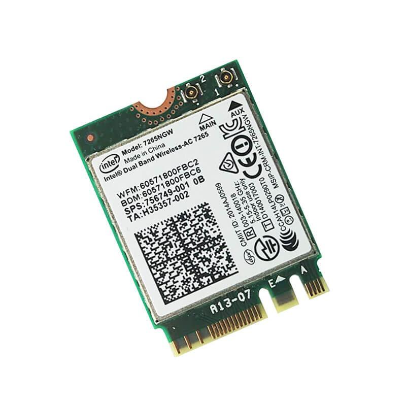 Placi Retea Dual Band Wireless-AC 7265NGW, Bluetooth 4.0