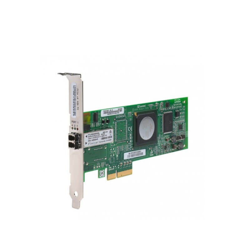 Placi retea second hand Qlogic QLE2460 PCIe-to-4Gbps, Fiber Chanel