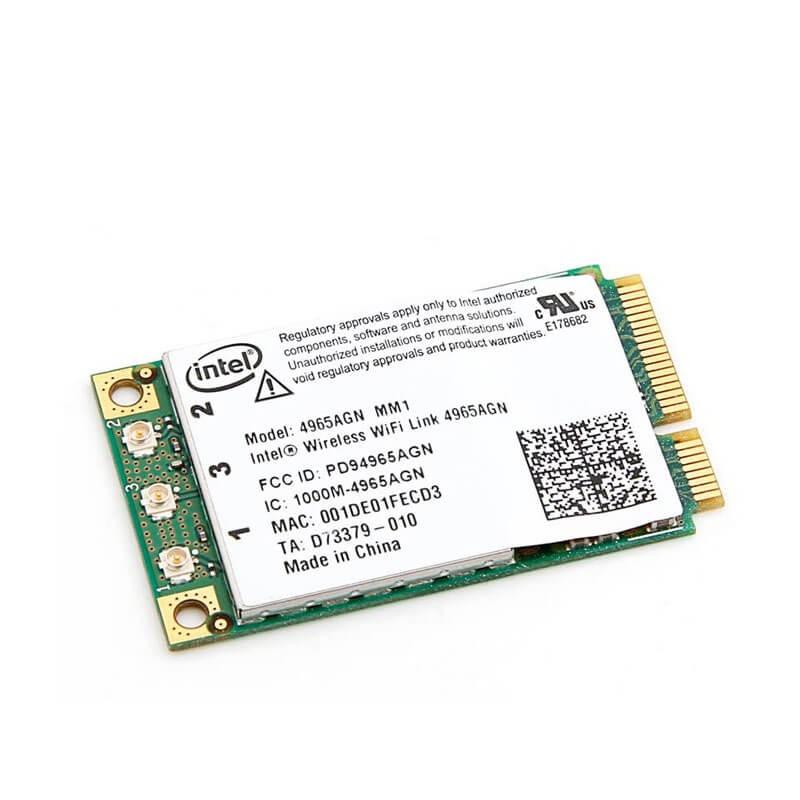 Placi Retea Wireless Intel Next-Gen PCIe Mini 4965AGN_MM2