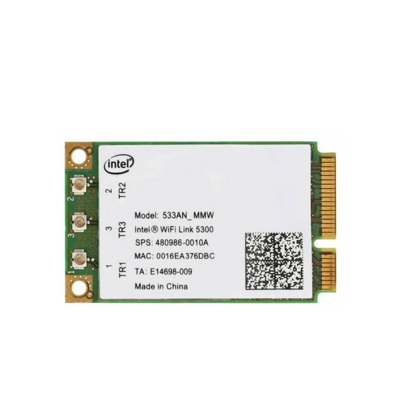 Placi Retea Wireless Intel Ultimate N Wi-Fi Link 5300, 533AB_MMW