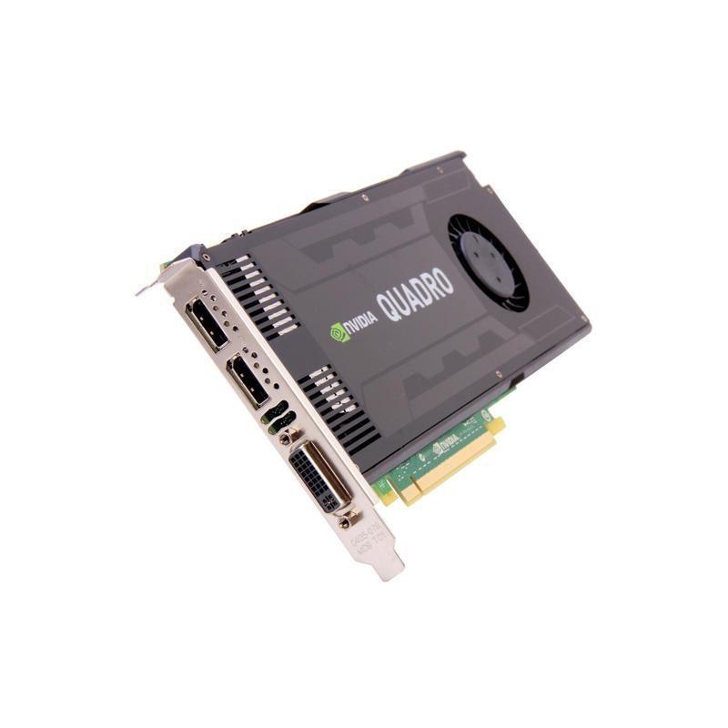Placi video second hand NVIDIA Quadro K4000, 3GB GDDR5 192-bit