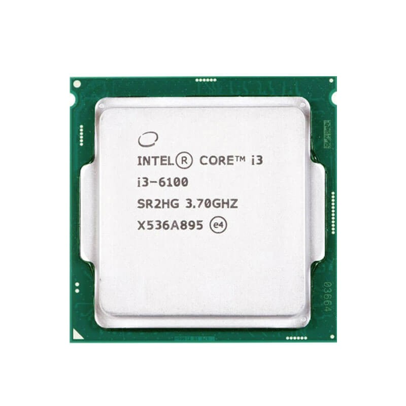 Procesoare Intel Dual Core i3-6100, 3.70GHz, 3Mb Smart Cache