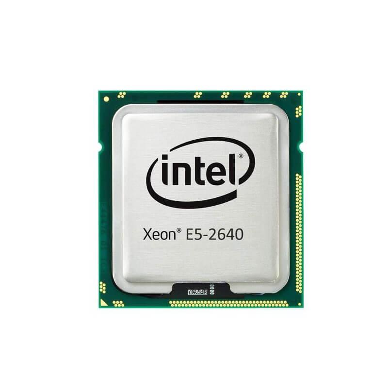 Procesoare Intel Xeon Hexa Core E5-2640, 2.50GHz, 15Mb Cache