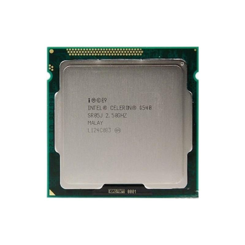 Procesoare Intel Dual Core G540, 2.50GHz, 2Mb Cache