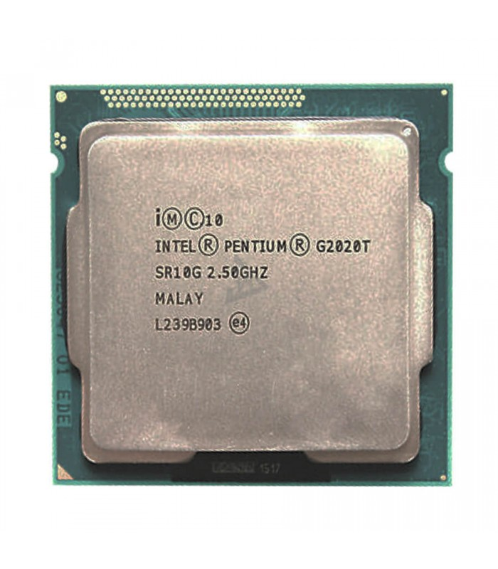 Procesoare second hand Intel Pentium G2020T, Dual Core 2.5GHz