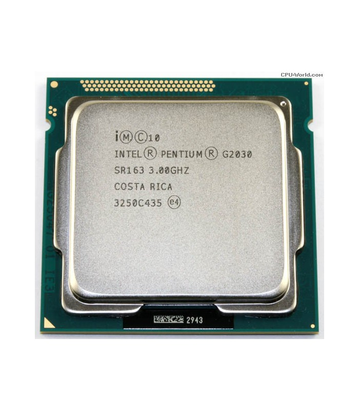 Procesoare second hand Intel Pentium G2030, Dual Core 3GHz