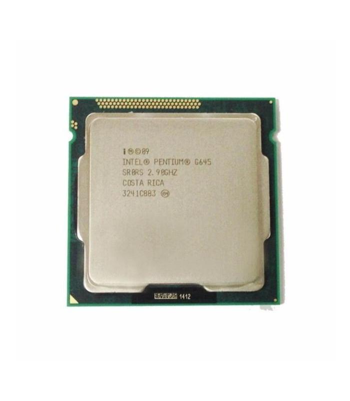 Procesoare second hand Intel Pentium G645, Dual Core, 2,9 GHz